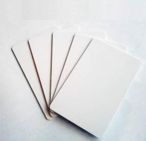 บัตร พลาสติก pvc card
